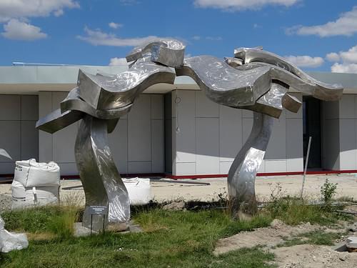Cunovo Danubiana art gallery Hans van der Bovenkamp 2006 Portal