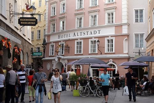 Judengasse, Salzburg