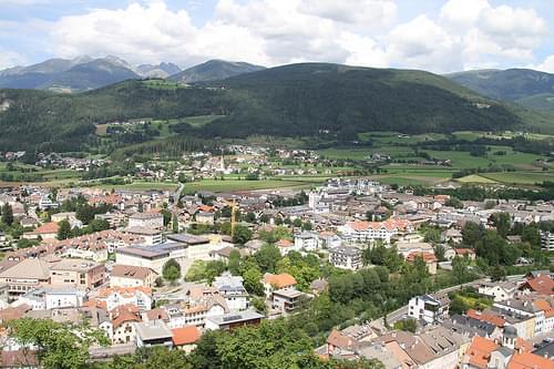 Bruneck am 8.8.2014