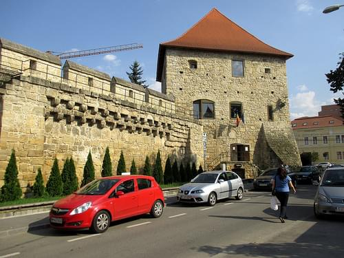 Cluj-Napoca Tailors' Bastion