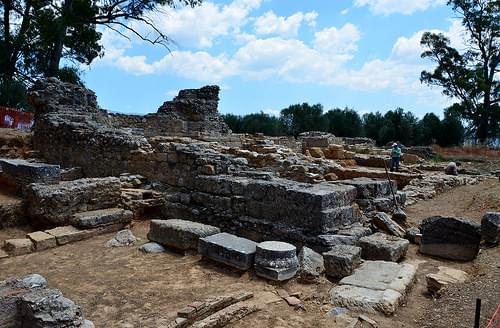 Ruins of ancient Sparta (5)