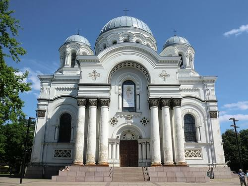 St. Michael the Archangel Church, Kaunas