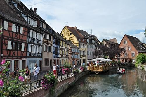 Old Town, Colmar
