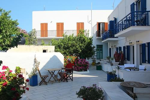 Historic Center, Parikia, Parikia (Paros)