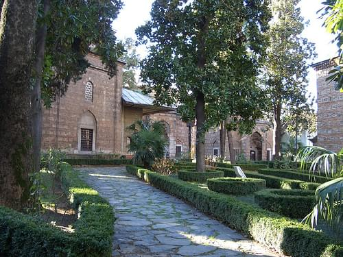 Muradiye Tombs in Bursa