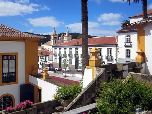 Gardens of the Palacio