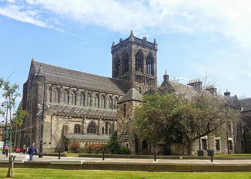 Paisley Abbey, UK