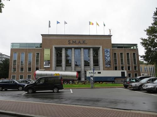 Museum of Contemporary Art (S.M.A.K.), Ghent