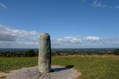 Hill of Tara Stone of Destiny