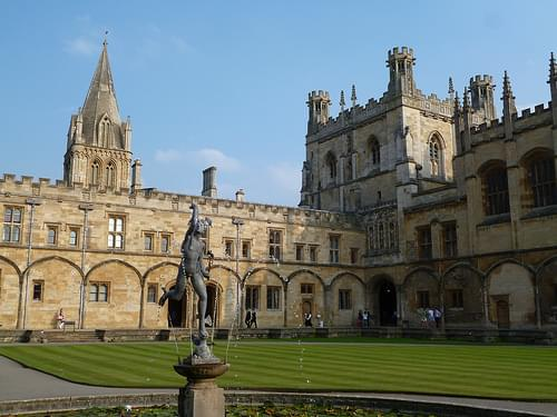 Oxford, Christ Church Cathedral