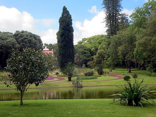 Palacio de Santana Garden