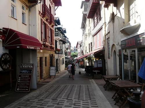 Town Center, St. Jean de Luz