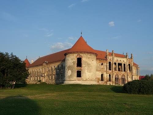 Bánffy Castle - Bontida