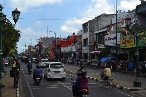 Historic Center, Yogyakarta