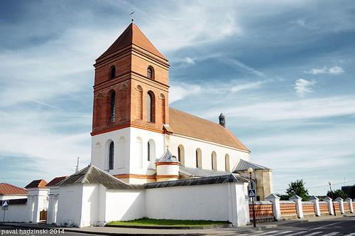 Mir | 2. St. Nicholas church