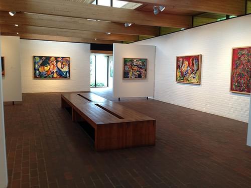 Louisiana Modern Art Gallery near Copenhagen