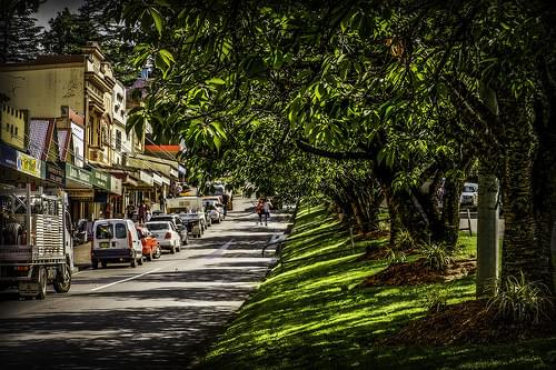 Historic Center, Leura