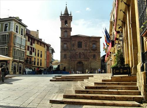 Historic Center, Oviedo
