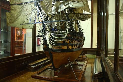 Naval Museum / Museo Naval, Madrid