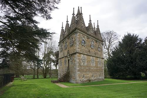 The Triangular Lodge at Rushton