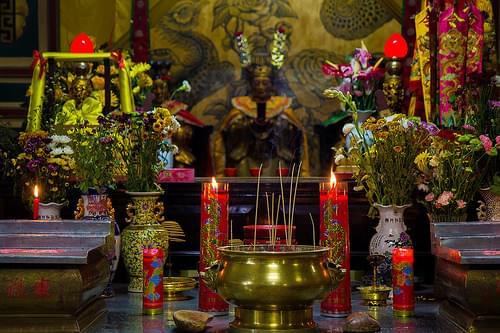 Altar Offerings