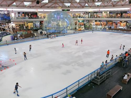 Ice Mall, Eilat