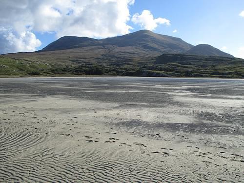 Tallabawn (Silver Strand) Beach, Killadoon, Co. Mayo