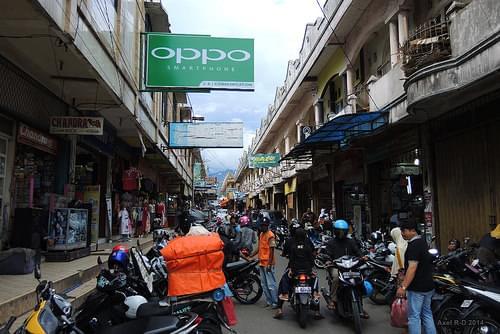 Padang Panjang, West Sumatra