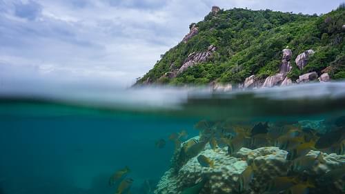 Tanote Bay, Thailand