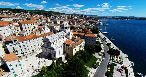 Sibenik Cathedral, Croatia 4