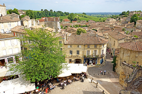 Town Center, St. Emilion