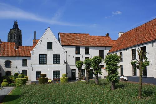 Oudenaarde - Begijnhof