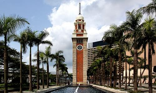 Clock Tower Kowloon Hong Kong
