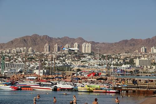 City Center, Eilat
