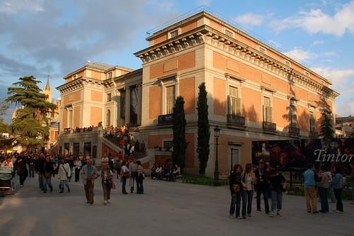 Madrid - Museo El Prado