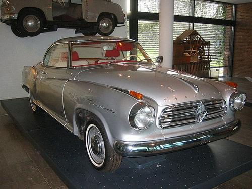 Isabelle car 1954. Focke Museum Bremen