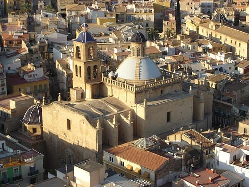 Alicante Cathedral