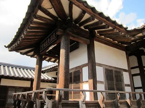 Imcheonggak House, Andong