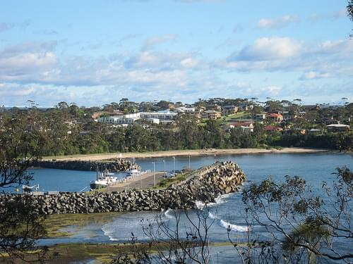 Port at Ulladulla