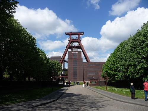 Coal mine Zollverein