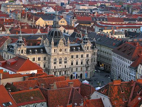 Graz City Hall