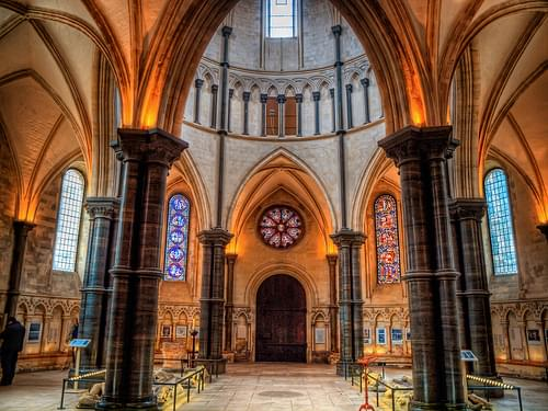 The Temple Church - London