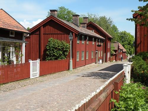 Gamla Linkoping Open-Air Museum