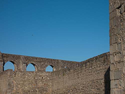 Fortifications, Evora