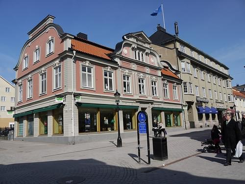 Historic Center, Nykoping