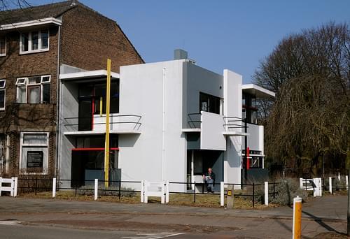 Reitveld Schroder House
