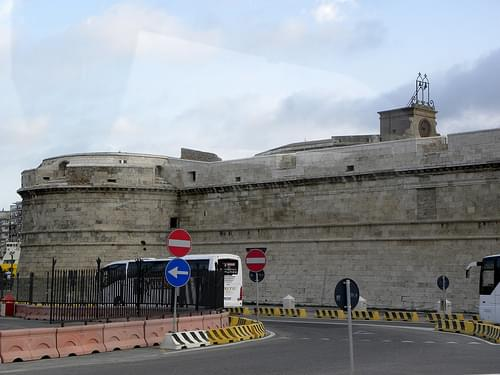 Civitavecchia Fort & Harbor