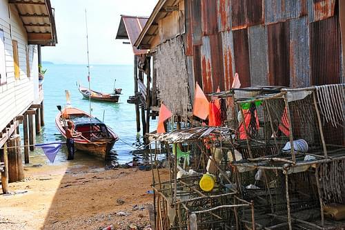 Lanta Old Town, Koh Lanta
