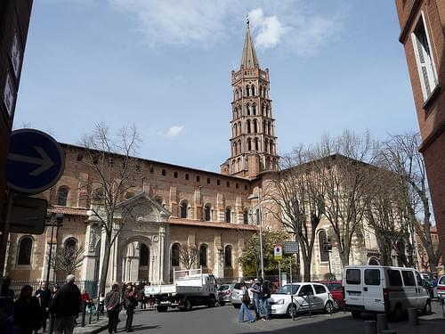 Basilica of St. Sernin, Toulouse