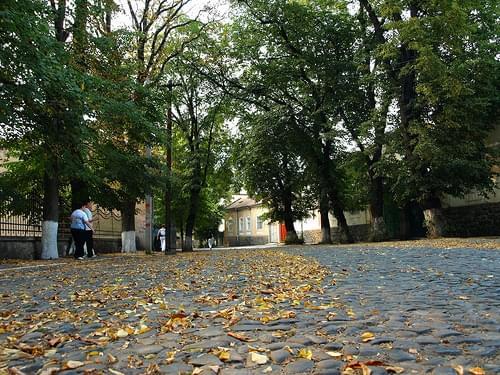 Украина. Ужгород